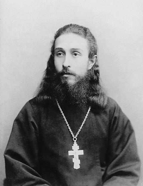 Отец Митрофан Сребрянский, ближайший друг и духовник великой княгини Елизаветы Федоровны