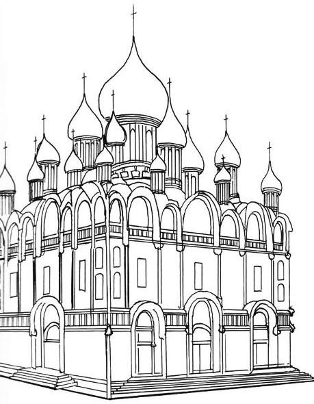 Собор Александра Невского. Проект А. Н. Померанцева, 1911 год