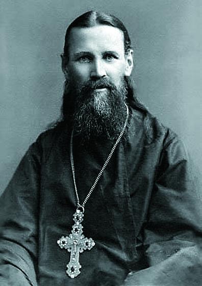 Освящение храма совершал преподобный Иоанн Кронштадтский, который взял его под свою духовную опеку