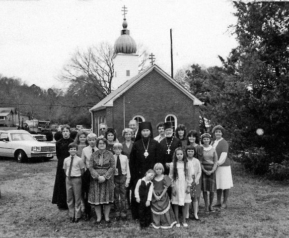 Ко многим православным общинам присоединялись люди разных национальностей, которые полюбили и приняли русскую культуру и духовность