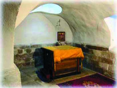 Место обретения Креста, Подмосковье