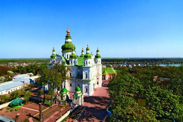 Троицкий собор бывшего Ильинского монастыря
