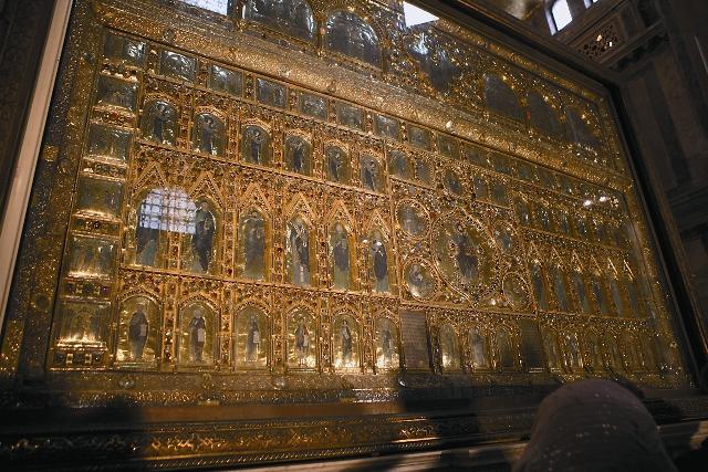 Золотой алтарь (Пала д'Оро)