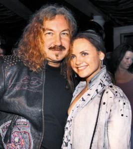 Игорь Николаев с женой -  прихожане храма Святого Владимира