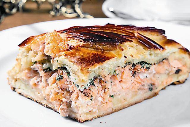 Пирог рыбник