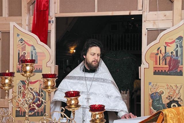 – Многие люди, которые оказа- лись причастными к возве- дению часовни, утверждали, что это было самое лучшее время в их жизни, – говорит настоятель храма иерей Дмитрий Крутов.