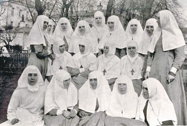 Сестры Марфо-Мариинской обители