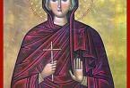 Из храма в селе Ерино исчезла икона великомученицы Параскевы. После долгих поисков ее нашли в лесу