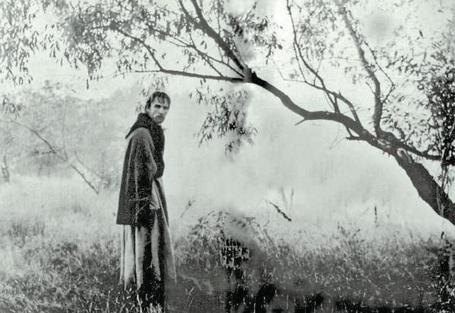 Кадр из фильма «Андрей Рублев». Реж. А. Тарковский