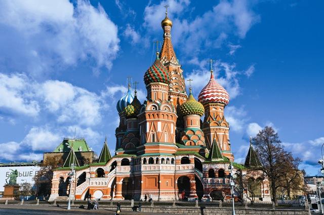Собор Василия Блаженного знают во всем мире. Он стал символом Москвы.