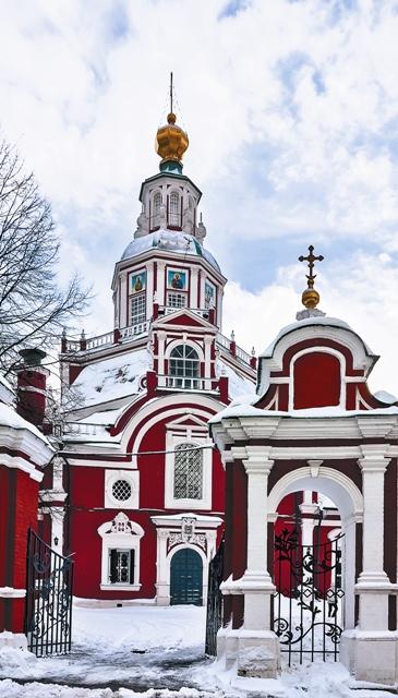 Храм стал хранителем многих великих святынь, перенесенных сюда из закрытых московских церквей