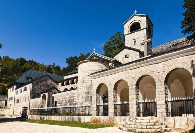 Цетинский монастырь – центр духовной жизни страны