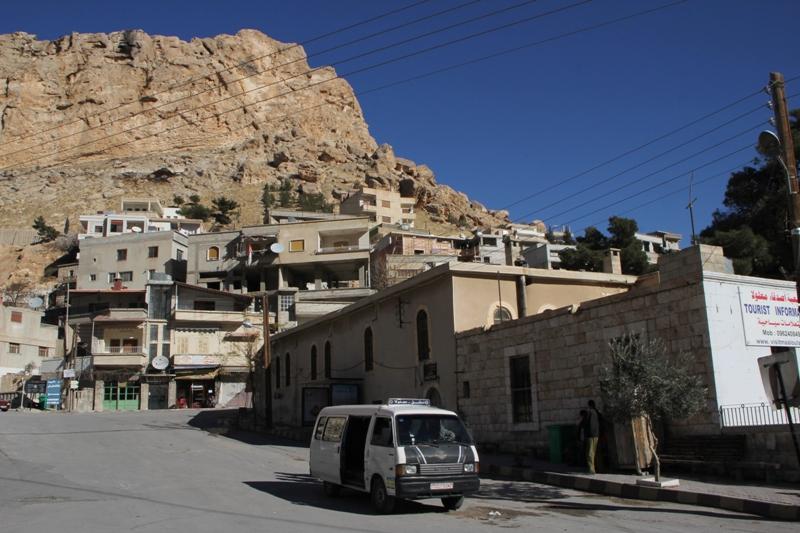 Маалюля — одно из немногих мест на свете, где большая часть населения говорит на арамейском языке, на котором проповедовал Иисус Христос.
