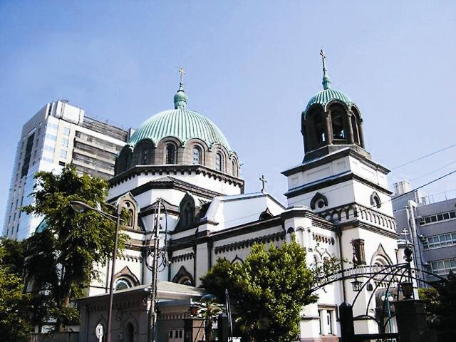 Токийский Воскресенский собор
